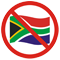 Warning to players from South Africa